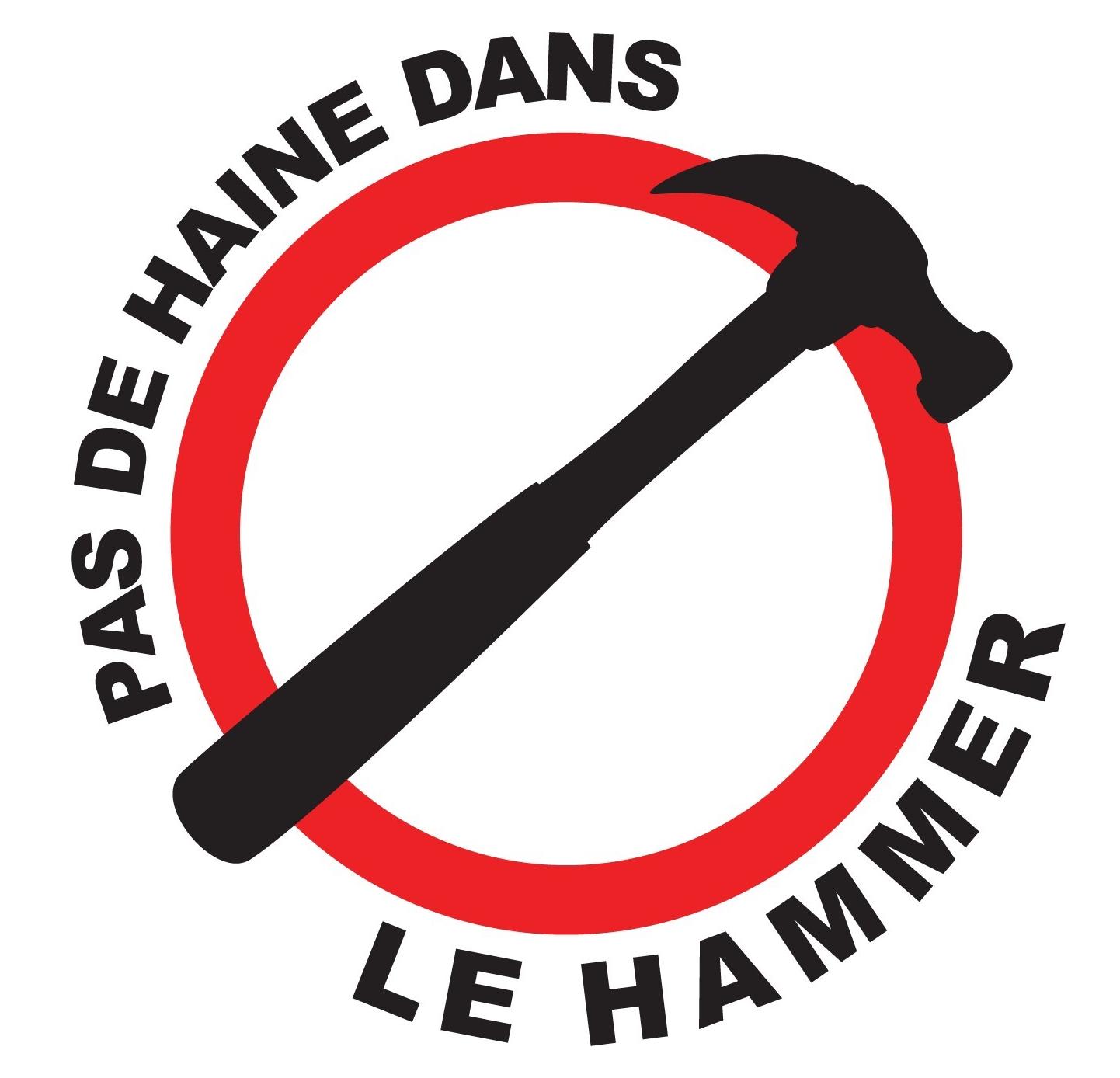 Pas de haine dans le Hammer