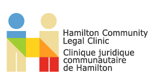 Hamilton Community Legal Clinic Logo