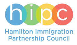 Hamilton Immigration Partnership Logo