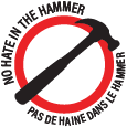 No Hate in the Hammer